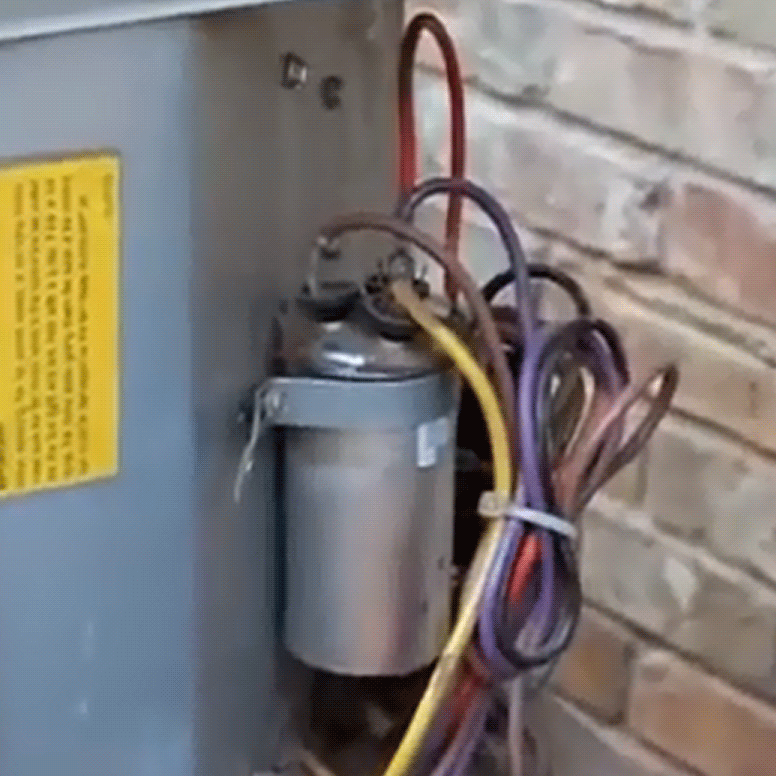 Embraco  pressor Wiring Diagram furthermore Capacitors Frequent Cause Air Conditioner Failure In Bryan College Station likewise 161128797591 likewise Electric prin 2e 19b as well How To Replace A Ceiling Fan Motor Capacitor. on hard start capacitor run wiring diagram